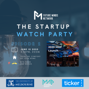 STARTUP WATCH PARTY